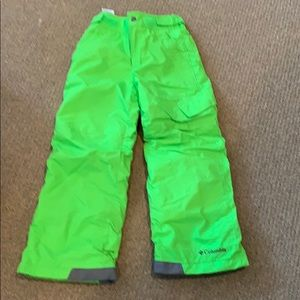 Kids snow pant. XS or size 5